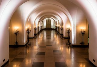 Banqueting House Social Event, The Undercroft
