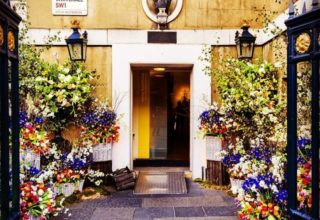 Banqueting House Summer Party, Entrance, Image by @jawalker81