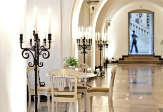 Banqueting House Private Dining, The Undercroft Cafe