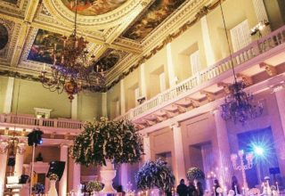 Banqueting House Christmas Party, The Main Hall