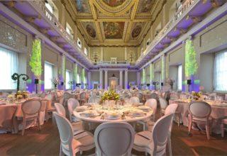 Banqueting House Wedding Venue, The Main Hall
