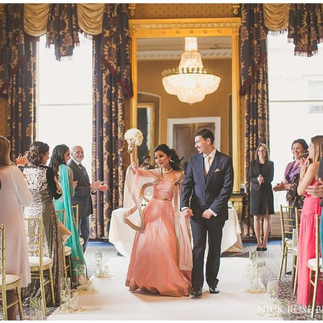 116 Pall Mall Wedding Venue, Waterloo Room, Photography by Nick Rose