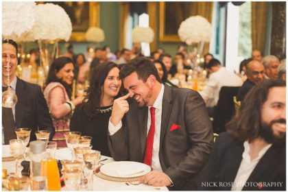 116 Pall Mall Wedding Venue, The Nash Room, Photography by Nick Rose