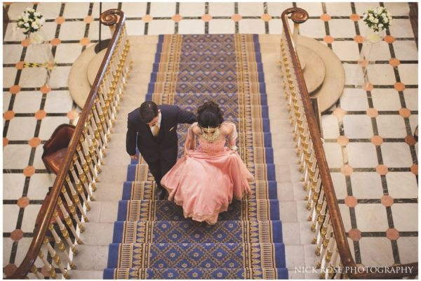http://116%20Pall%20Mall%20Wedding%20Venue,%20Staircase,%20Photography%20by%20Nick%20Rose