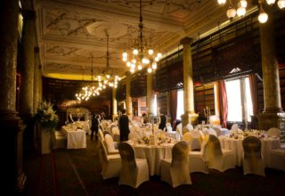 Royal Horseguards Hotel Corporate Dinner, Whitehall Suite