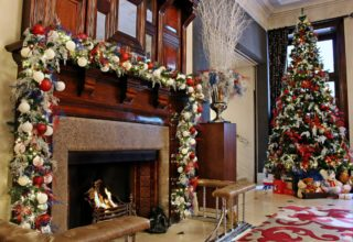 Royal Horseguards Hotel Corporate Christmas Party, Lobby