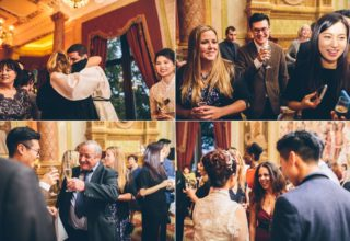 Royal Horseguards Hotel Wedding Venue, Reading & Writing Room, Photography by The Crawleys