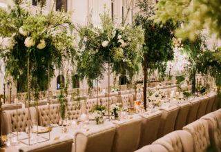 The Tea Room QVB Wedding Venue, The Ballroom