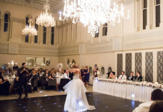 The Tea Room Sydney Wedding Venue, The Ballroom