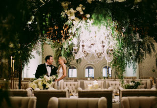 The Tea Room QVB Sydney Wedding Venue