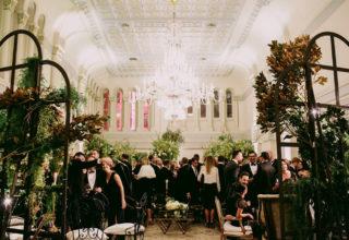 The Tea Room QVB Sydney Wedding Venue, The Ballroom