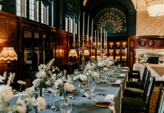 L'oscar Wedding Venue, Photo by Green Antlers Photography