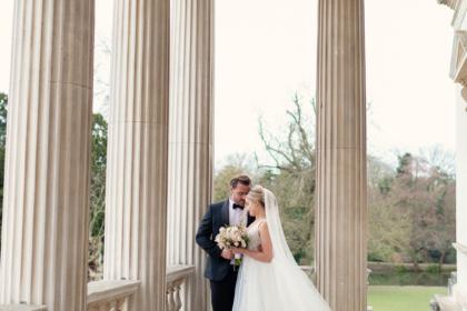 Chiswick House & Gardens Wedding Venue, Balcony, Photography by Eva Tarnok