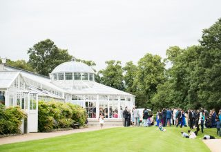 The Conservatory Glasshouse at Chiswick House & Gardens, Wedding & Event Venue, Grounds