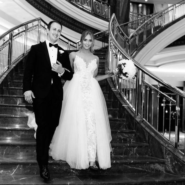 Weddings at Park Hyatt Melbourne