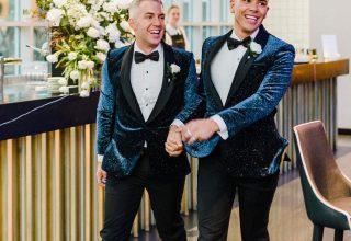 Metropolis luxury wedding in Melbourne, Photo by Corey Wright Photography