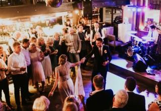 St-Barts-Brewery-Wedding-Farringdon-London-First-Dance-Band