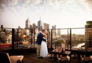 The Lanhgam Melbourne Wedding Venue, Terrace, Photography by Coco Photography & Design
