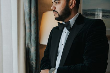 The Langham Melbourne Weddings, Guest Suite, Photography by Bello Weddings