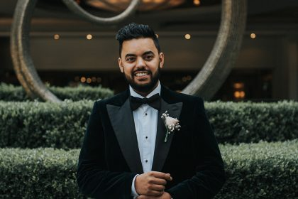 The Langham Melbourne Weddings, Outside space, Photography by Bello Weddings