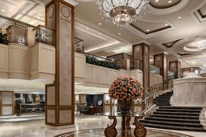 The Langham Melbourne, Luxury Wedding and Corporate Events Venue, Hotel Lobby