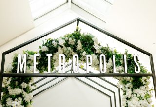 Metropolis Events, Luxury Wedding and Events Venue Melbourne, Signage