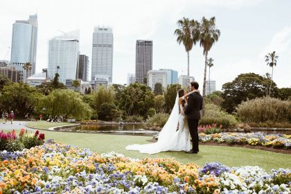 Botanic House Wedding Venue, Gardens