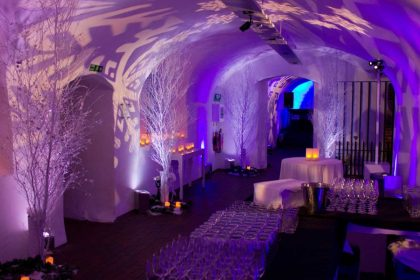 The Undercroft at Queen's House Greenwich Park, Weddings and Event Venue London