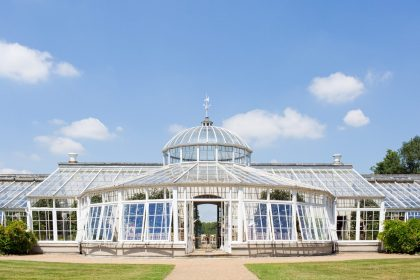 The Conservatory Glasshouse at Chiswick House & Gardens, Wedding + Event Venue, West London