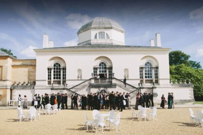 Chiswick House & Gardens, Wedding and Event Venue, London