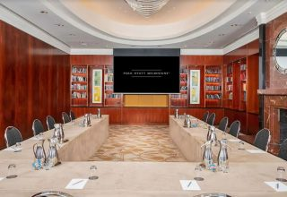 Park Hyatt Melbourne Corporate Conference, Library Room