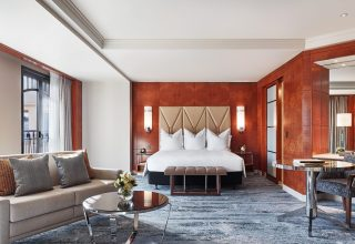 Guest Room at Park Hyatt Melbourne
