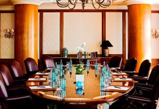 The Langham Melbourne, The Boardroom