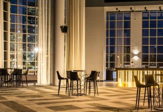 Metropolis Events Networking Event, Panorama Room