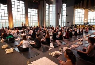 Metropolis Events Yoga Sessions, Panorama Room
