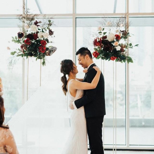 Weddings at Metropolis Events
