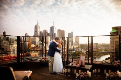 The Langham Melbourne Wedding Venue, Terrace, Photography by Coco Photography & Design