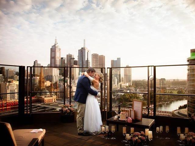 Weddings at The Langham, Melbourne