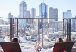 The Langham Melbourne Weekend Stays, Terrace