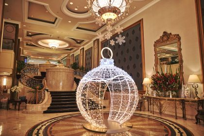 The Langham Melbourne Private Function, Lobby