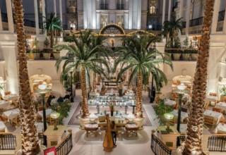 The-Landmark-London-Hotel-Wedding-Venue-Marylebone-Winter-Garden-Restaurant