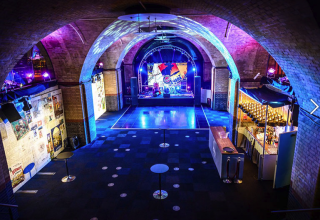 Old Billingsgate London The Vault Event Venue