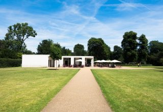 Chiswick House & Gardens Summer Days, Chiswick House Cafe