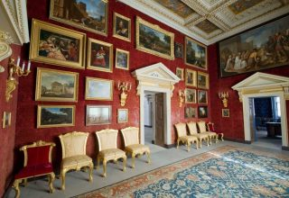 Chiswick House & Gardens Day out, State Rooms