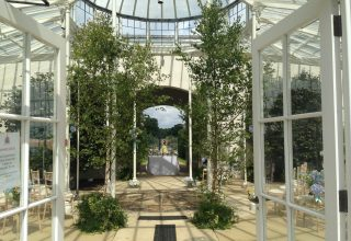 Chiswick House & Gardens Corporate Summer Party, Conservatory