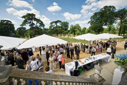Chiswick House & Gardens Corporate Function, Gardens