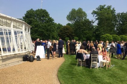 Chiswick House & Gardens Corporate Event, Gardens