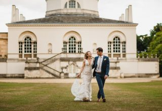 Chiswick House & Gardens Wedding Venue, Lawns, Photography by Kris Piotrowski