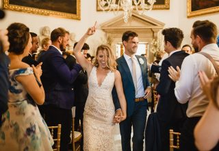 Chiswick House & Gardens Wedding Venue, Chiswick House, Photography by Kris Piotrowski