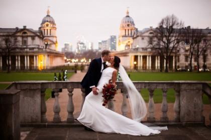 Queen's House Greenwich Wedding Venue, Balcony
